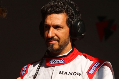 ROBERTO GONZALEZ JOINS CEFC MANOR TRS RACING