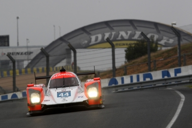 24 HOURS OF LE MANS – TEST DAY