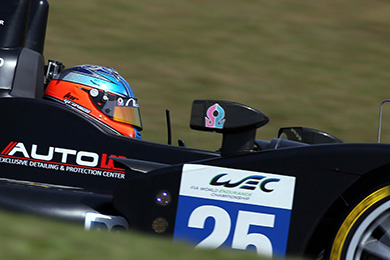 MANOR SIGNS FIRST 2016 DRIVER FOR WEC