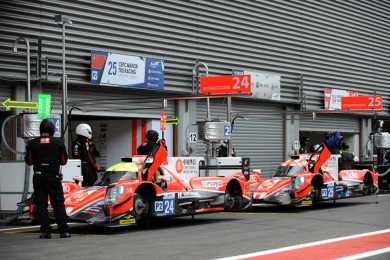 WEC 6 HOURS OF SPA FRANCORCHAMPS - QUALIFYING