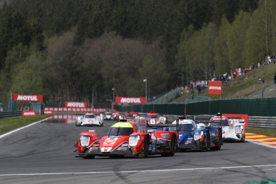 WEC 6 HOURS OF SPA FRANCORCHAMPS - RACE